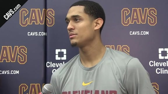 Jordan Clarkson on Finding His Rhythm