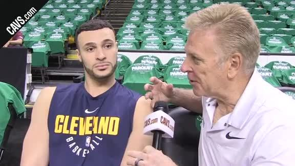 Cavs.com 1-on-1 with Larry Nance Jr.