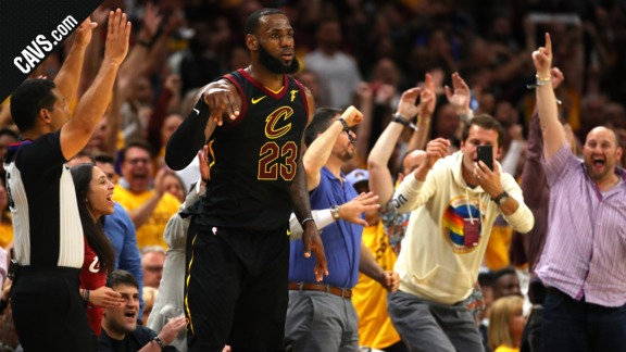 Cavs.com Gets You Hyped for Game 6 vs. Boston