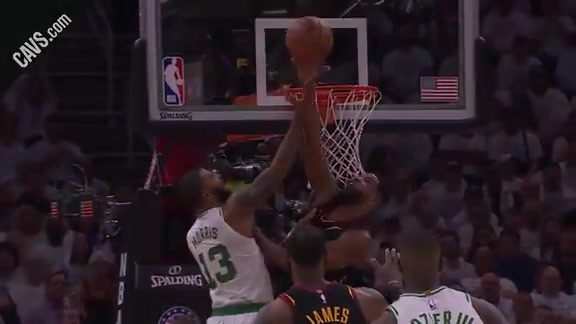 Featured Highlight: T.T. Sends It Back