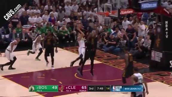 Series of Big-Time Blocks Ends C's Possesion