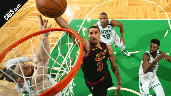 Cavs.com Gets You Hyped for Game 7 at Boston