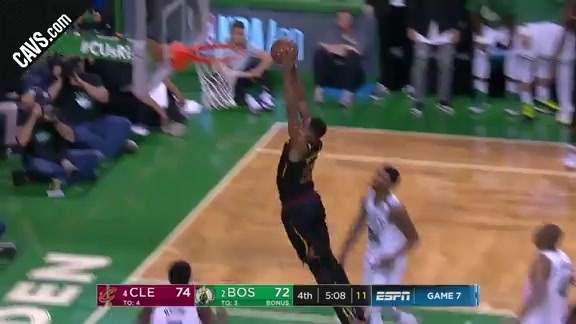 T.T. Jams It Late in the Fourth