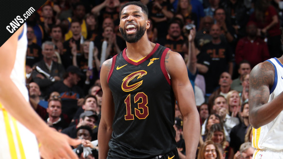 Cavs.com Gets You Hyped for Game 4 vs. Golden State