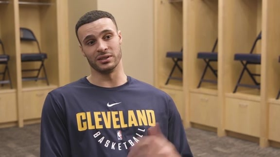 Larry Nance Jr's Unique Journey