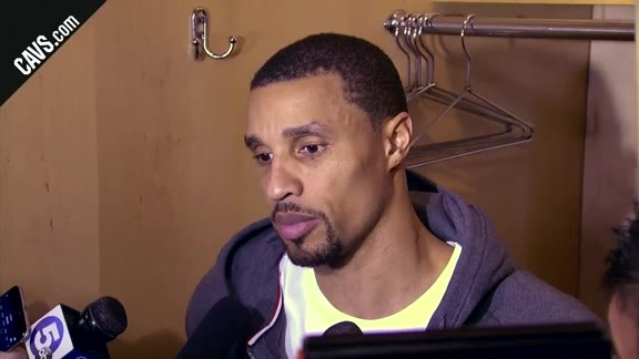 #CavsWarriors Game 4 Postgame: George Hill - June 8, 2018