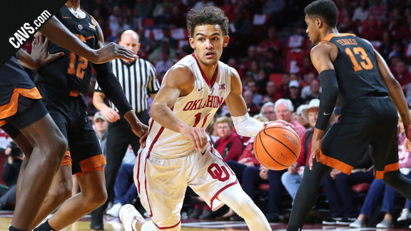 2018 Draft Prospect Highlights: Trae Young