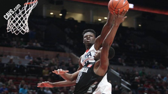 2018 Draft Prospect Highlights: Mohamed Bamba