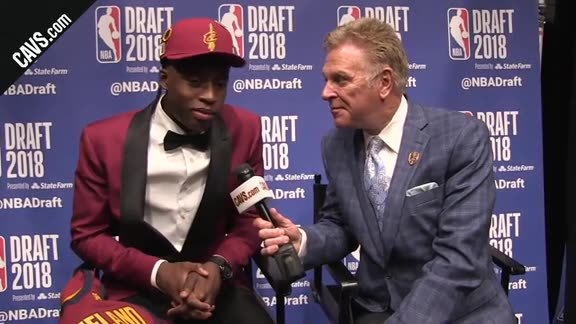 Cavs.com 1-on-1 with Collin Sexton