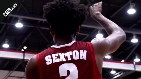 Cavs.com In-Depth: Collin Sexton Comes to Cleveland