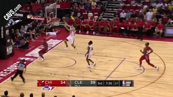 Okaro White Creates a Smart Play