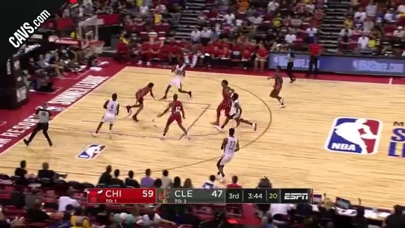Featured Highlight: Sexton Drops Slick Dime for Dunk