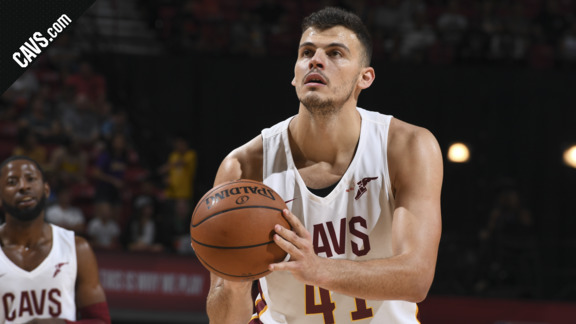 Cavs.com In-Depth: Ante Zizic