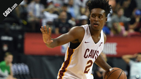 Cavs.com In-Depth: Collin Sexton
