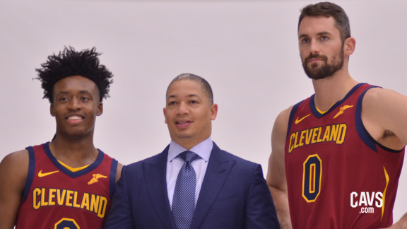 Behind-the-Scenes from Media Day