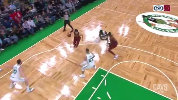 Cedi and T.T. Work the Two-Man Game