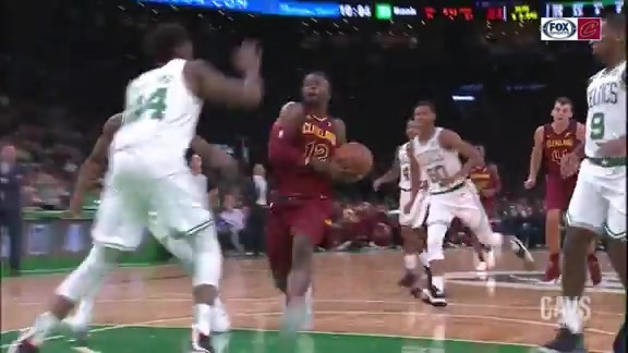 Nwaba Strong with the And-One