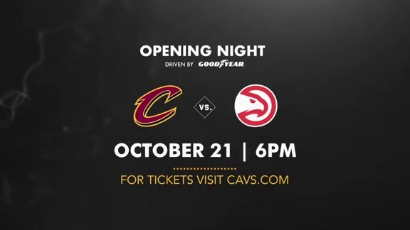 Cavs Campaign for the Upcoming Season