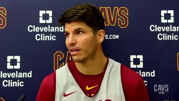 e6d57f524d6  CavsPacers Preseason Shootaround  Kyle Korver - October 8