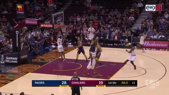 Swish with the Steal and Dish