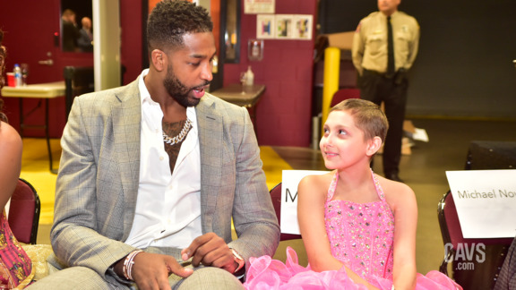 Flashes of Hope: Tristan Thompson & Mariliese