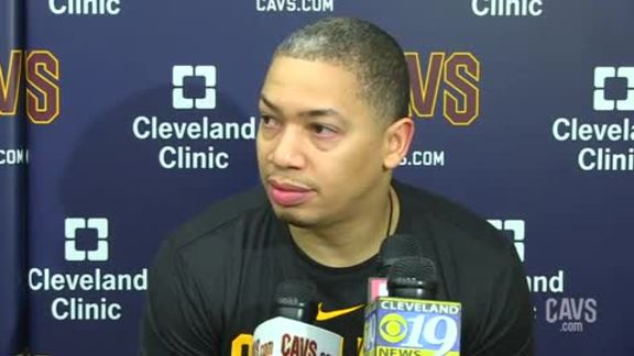 Practice: Coach Lue – October 15, 2018