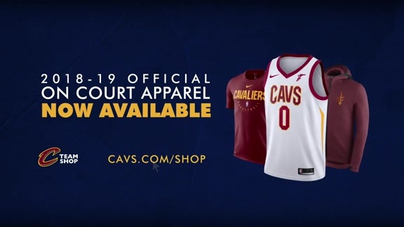 Get Your Exclusive Cavs Gear