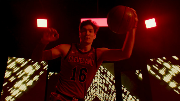 Check Out the Cavs' Brand New Intro Vid