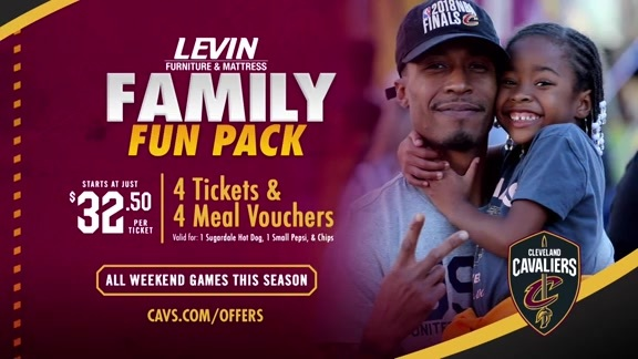 Levin Furniture Family Fun Pack