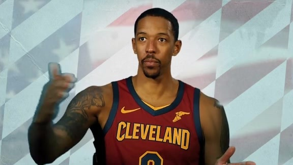 Channing Frye Remembers his Grandfather, a former Tuskegee Airman