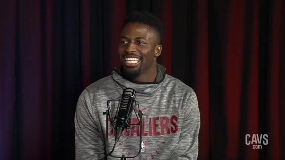CavsHQ Season 3 Show 5: Interview with David Nwaba Part 2