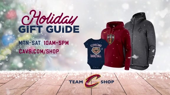 Holiday Shopping for the Cavs Fan in Your Life
