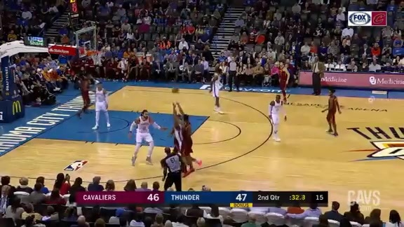 Clarkson with the Deep Heat Check