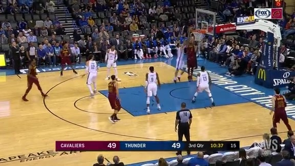 Featured Highlight: Hood with the Slam