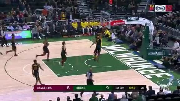 Rodney Hood Denies the Bucks