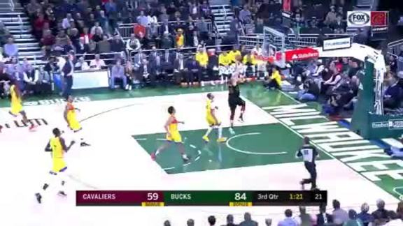 Nance Jr. Hammers It Home