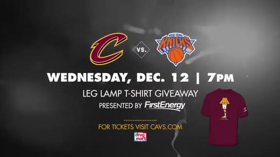 Leg Lamp T-Shirt Giveaway on December 12