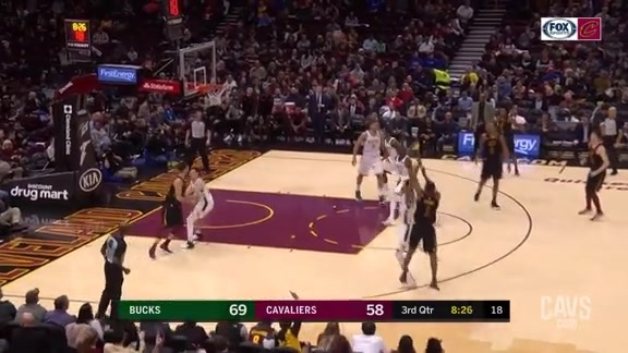 Rodney Catches and Shoots