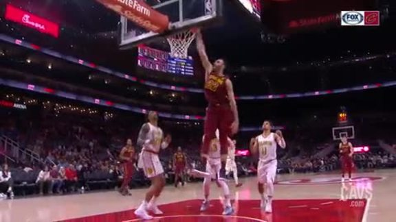 Featured Highlight: Nance Jr. with the Putback Slam
