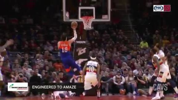 Featured Highlight: Cedi Earns Fancy And-One