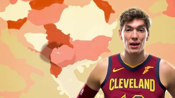 Get to Know Cedi Osman