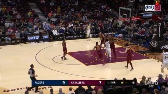 T-Top Denies Pacers in Paint
