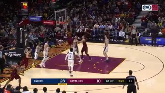 Clarkson Throws the Hammer Down