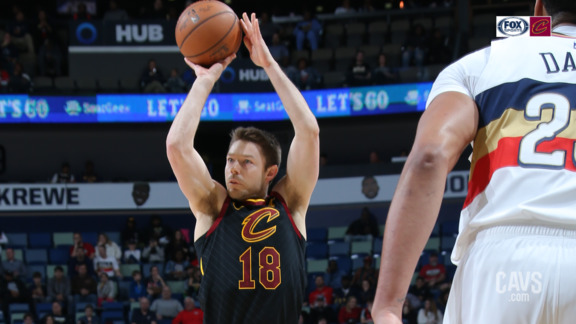 Delly Gets Things Going in the First