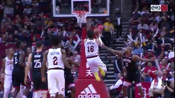Cedi Muscles Home the And-One