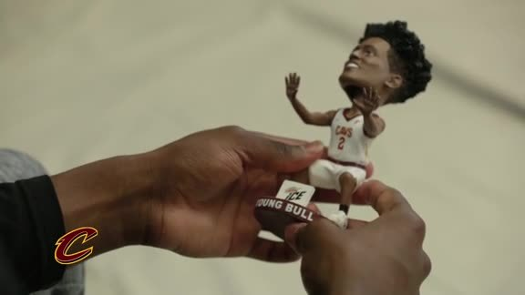 Collin Sexton Bobblehead Night