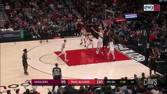 Zizic Converts the And-One