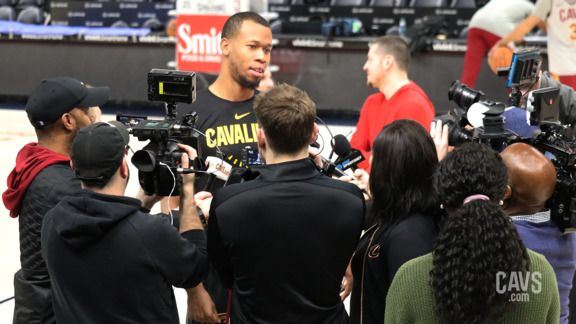 Rodney Hood on Facing His Former Team