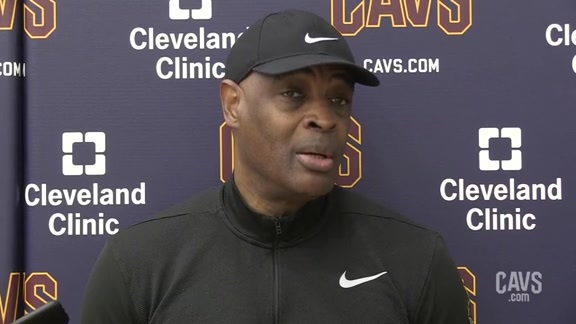 Coach Talks Injuries, Zizic's Minutes and More