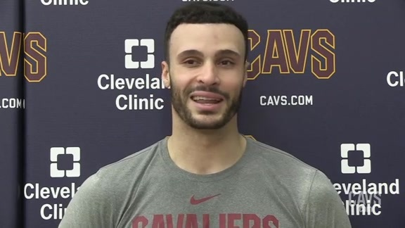 Larry Nance Jr. Gives an Update on His Status
